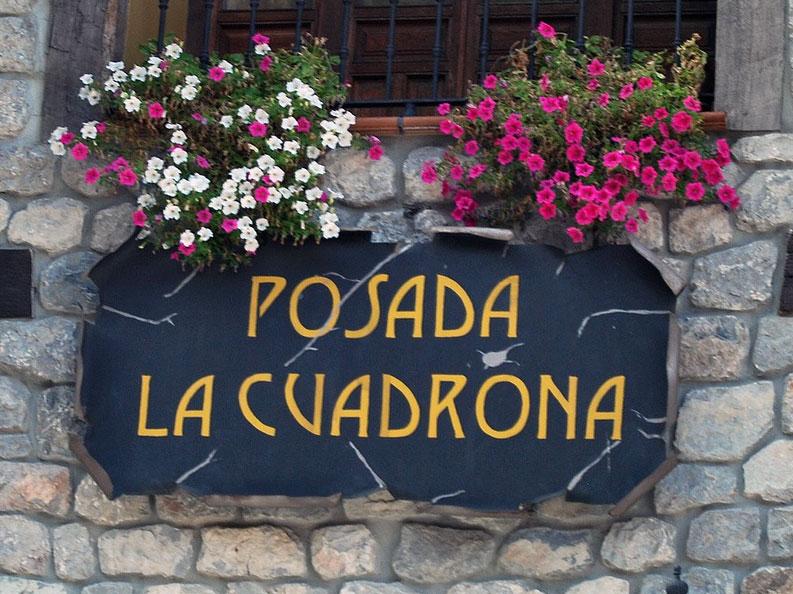 Alojamiento en el Desfiladero de la Hermida - Posada la Cuadrona