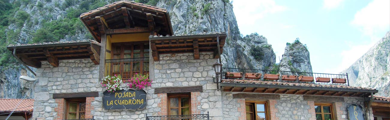 La Posada - Alojamiento en Picos de Europa - Posada La Cuadrona