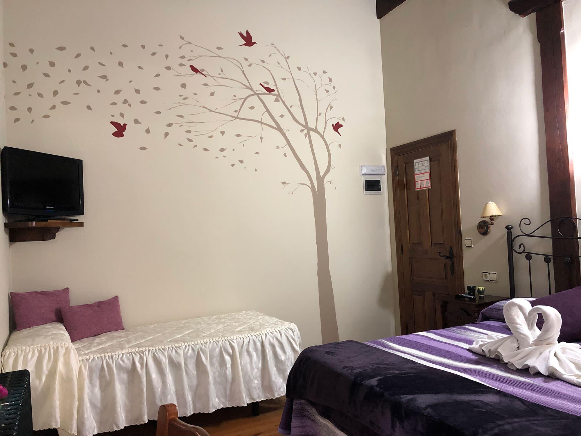 Hotel rural en Picos de europa - Posada la Cuadrona